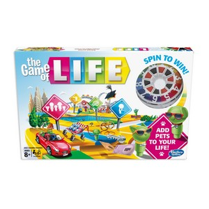 The Game Of Life Board Picture